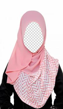 Colorful Hijab Photo Frames screenshot 5