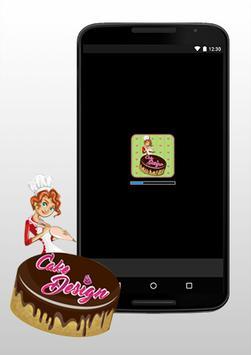 Cake Design Game screenshot 2