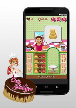 Cake Design Game screenshot 5
