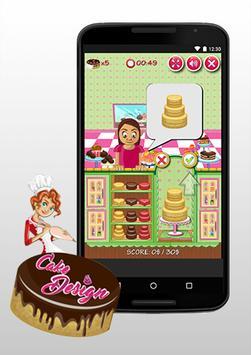 Cake Design Game screenshot 6