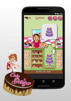 Cake Design Game screenshot 7