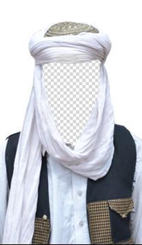 Arab Man Suit Fashion Photo Frames poster