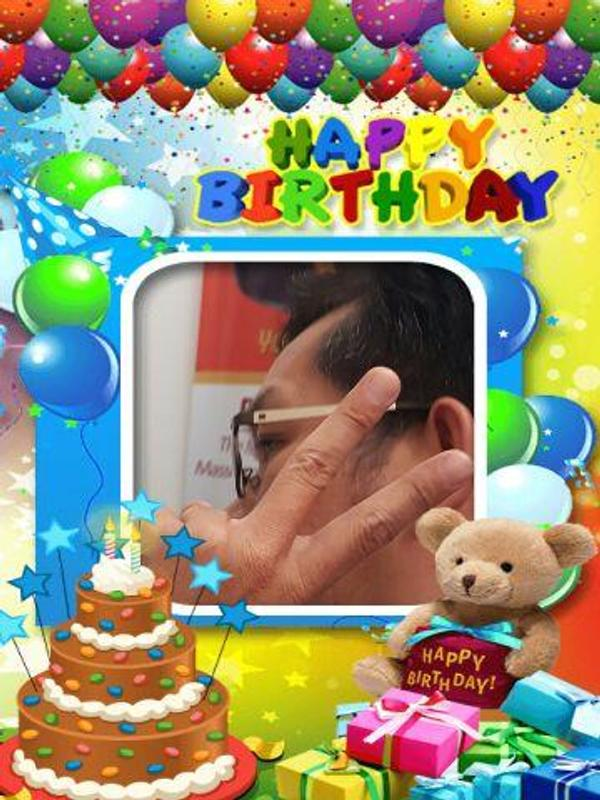 Birthday Card Photo Editor Apk Download Free Entertainment App For