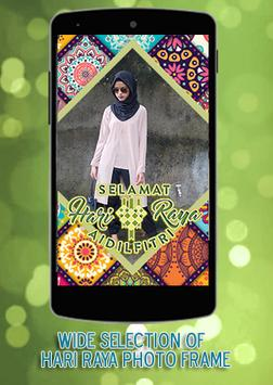 Hari Raya Photo Frame Maker screenshot 2
