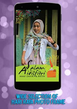 Hari Raya Photo Frame Maker screenshot 4