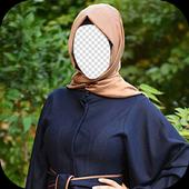 Hijab Fashion Style Photo Maker icon