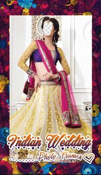 Indian Wedding Photo Frames poster