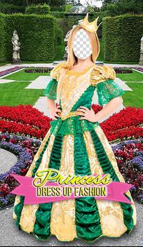 Princess Dress Up Fashion Photo Frames screenshot 2