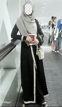 Woman Hijab Trends Photo Frames screenshot 5