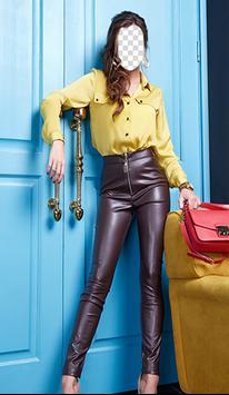 Women Active Fashion Photo Frames screenshot 4
