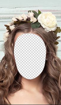 Women Hairstyle Trends Photo Frames screenshot 1