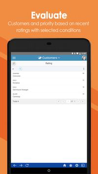 MofficeCRM apk screenshot