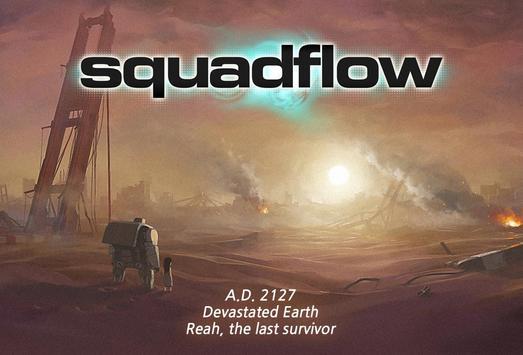 Squadflow poster