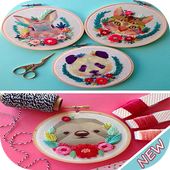 Top 10 Must-Know Hand Embroide icon