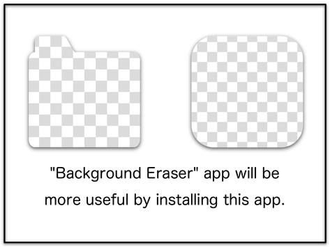 Album for Background Eraser poster