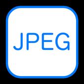 JPEG Converter-PNG/GIF to JPEG icon