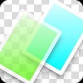 Icona PhotoLayers~Superimpose,Eraser