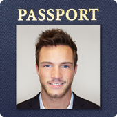 Passport Photo ID Studio icon