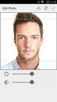 Passport Photo ID Studio apk screenshot