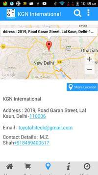 KGN International apk screenshot