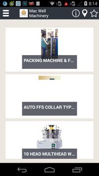 Mac Well Machinery poster