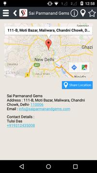 Sai Parmanand Gems screenshot 4