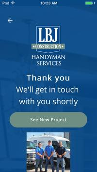 LBJ Handyman screenshot 3