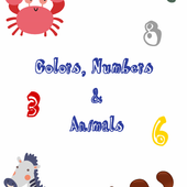 Listen to Colors, Numbers & Animals icon