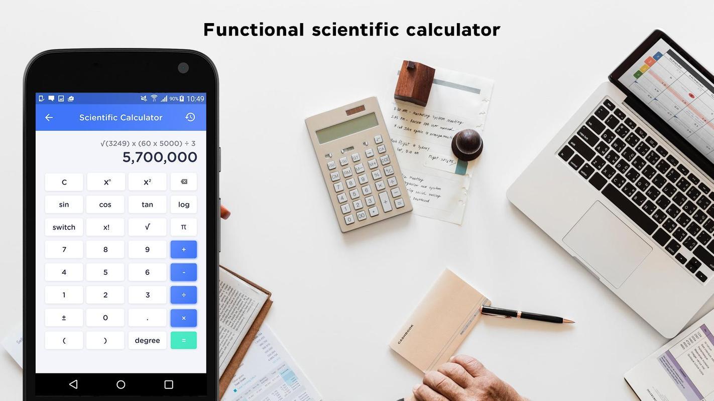 Texas instruments scientific calculator free download.