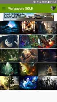 Wallpapers GOLD apk screenshot