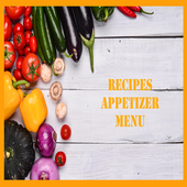 Recipes Appetizer Menu icon