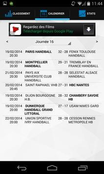 Handball Score screenshot 3