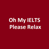 Oh MY IELTS Relax Please icon