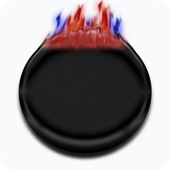HOT PUCK -Brainless hockey icon