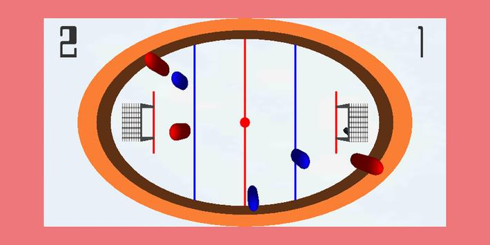 HOT PUCK -Brainless hockey screenshot 5