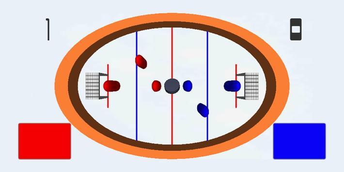 HOT PUCK -Brainless hockey screenshot 3