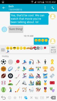 Handcent Emoji Plugin (HC) apk screenshot