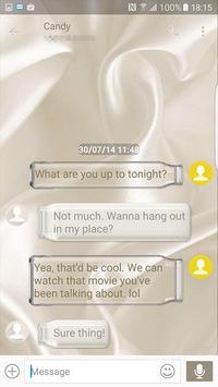Silky skin (Next SMS) screenshot 4