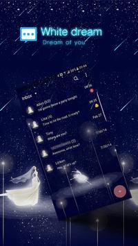 White Dream skin (Next SMS) poster