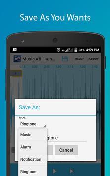 Audio Cutter Ringtone Maker screenshot 6