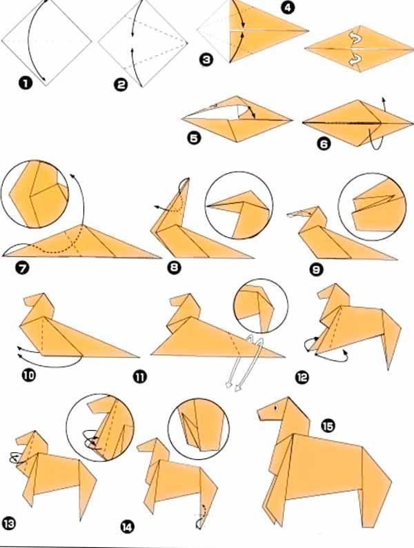 10 Best Images of Vase 3D Origami Diagrams - 3D Origami Vase ... | 795x600