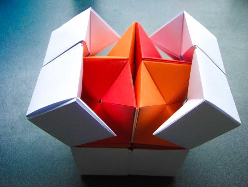 Origami Paper Crane | 3D Warehouse | 600x795