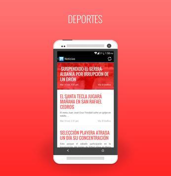Noticias de Guatemala apk screenshot