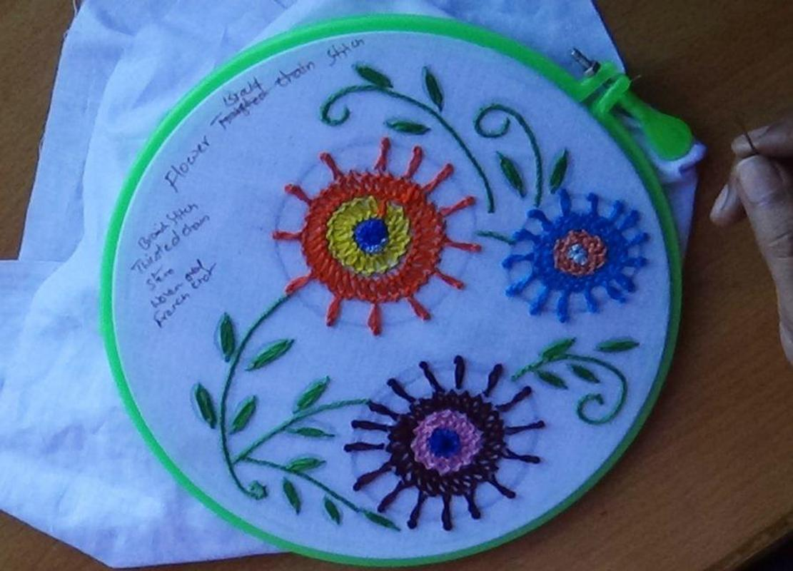 Hand Embroidery Ideas Apk Download Free Lifestyle App For Android