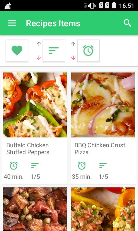 Healthy food recipes for android apk download healthy food recipes poster forumfinder Gallery