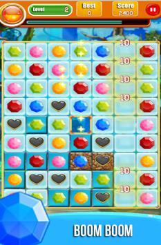 Jewel Garden : Match 3 Puzzle apk screenshot