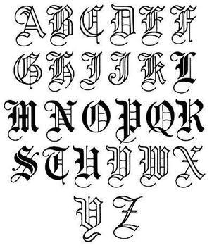 Best Lettering Tattoos Apk Screenshot