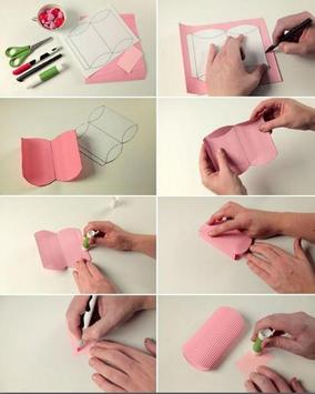 handmade gift ideas poster