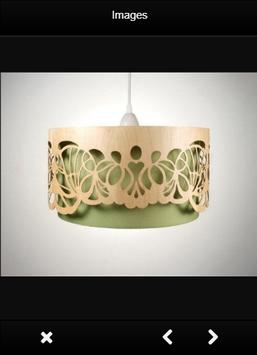 Handmade Lampshade Designs screenshot 1