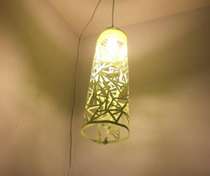 handmade lampshades tutorial screenshot 4
